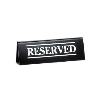 Amazon.com: Cartel de tienda de campaña de mesa