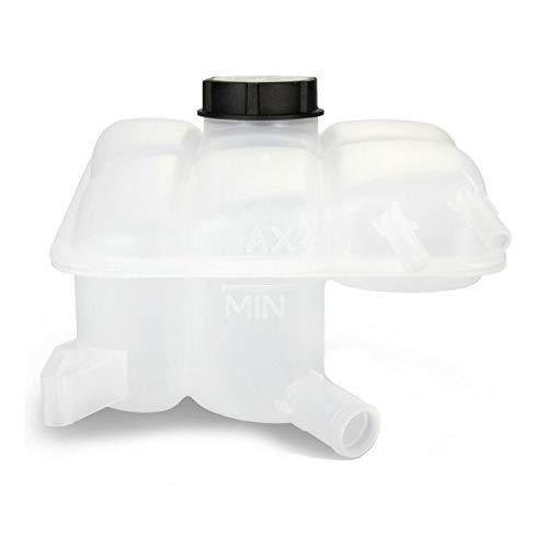 cianxincailia Tanque de expansi/ón de Agua de refrigerante con Tapa 30776151//30776150 para Ford Focus MK2 2004-2011 del radiador del refrigerante del Motor Tanque recuperaci/ón de dep/ósito