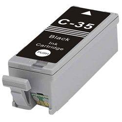Ink Now Premium Compatible Canon Black Ink Jet PGI-35 B for PIXMA iP100 printers yld