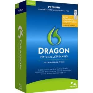 Dragon NaturallySpeaking Premium 11 with Digital Recorder - French