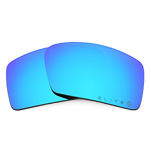 Revant Polarized Replacement Lenses for Oakley Eyepatch 2 Elite Ice Blue - Polarized Define Lenses