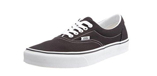 Vans Unisex Era Skate Schoenen Zwart / Wit