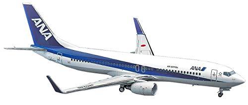 HASEGAWA 10737 1/200 ANA B737-800 Triton Blue Ltd Ed
