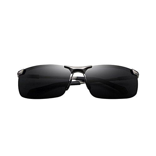 Hombres Gafas Conducción Gafas Espejo Sol Gafas polarizador Conductor Espejo Conducción 2 de DT 2 Color Pesca RftqwAw
