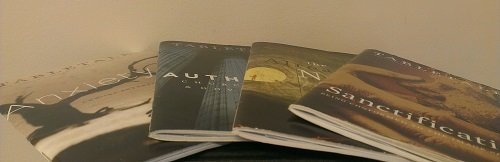 4-volumes-of-rc-sprouls-tabletalk-sanctification-may-2010-authority-church-family-government-2009-th