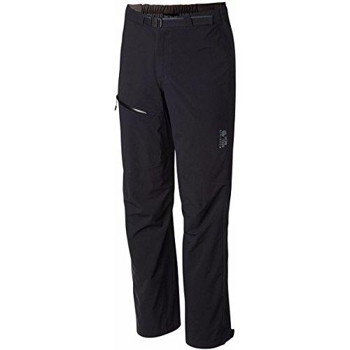 Mountain Hardwear Men's Stretch Ozonic Pants M Black