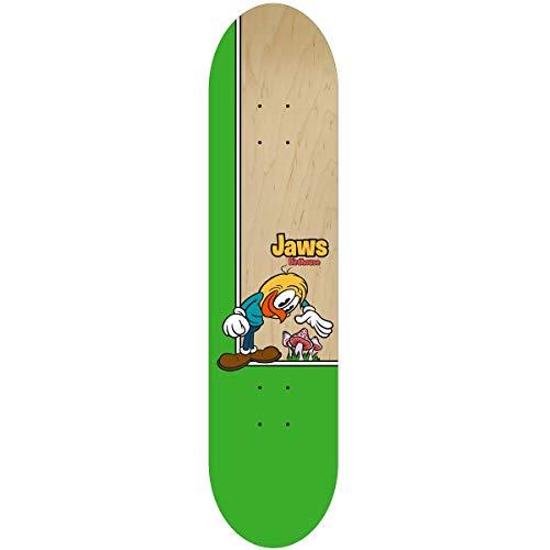 Birdhouse Skateboard Deck Jaws Birds 8.25