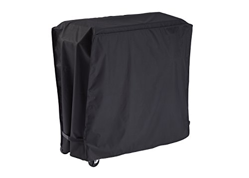TRINITY Cooler Cover, Black (On Wheels Cooler Stainless Steel)