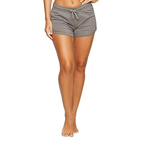 Colosseum Womens Simone Shorts Smoked Pearl - M - Colosseum Mesh Shorts