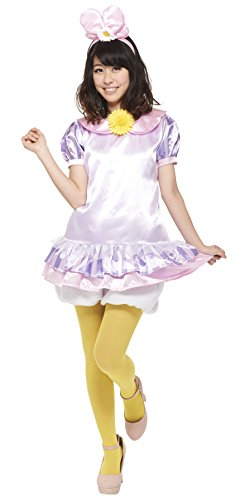 Donald And Daisy Costumes (Disney daisy pastel costume ladies 155cm-165cm 95605)