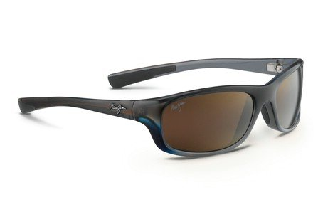 Maui Jim Sunglasses - Kipahulu / Frame: Marlin Lens: HCL Bronze