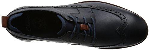 Bleu Homme Derby Limit Trigen Leather navy Clarks TCq6xSgnpw