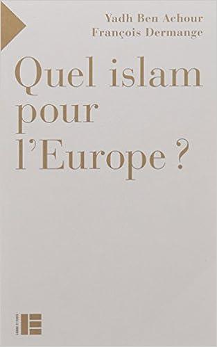 """Résultat de recherche d'images pour """"Quel islam pour l'Europe ?"""""""