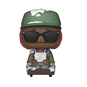 Funko Pop Movies: Trading Places - Billy Ray On Cart Collectible Figure, Multicolor - 34887 2