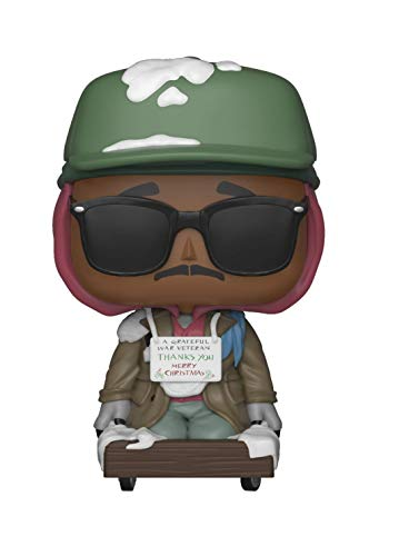 Funko Pop Movies: Trading Places - Billy Ray On Cart Collectible Figure, Multicolor - 34887