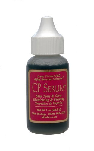 CP Serum | Copper Peptide Serum Skin Biology 1 oz. Firming Soothes and Repairs Skin