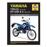 Yamaha TZR125 and DT125R Service and Repair Manual (Haynes Service and Repair Manuals)