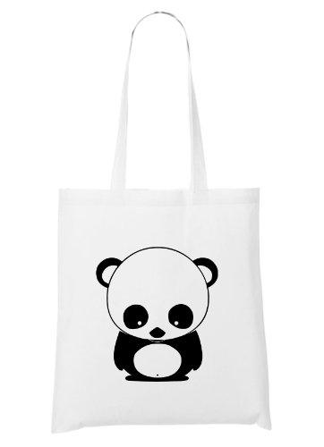 White Bag Sweet Sweet Panda Panda 1qgtw8xUIW