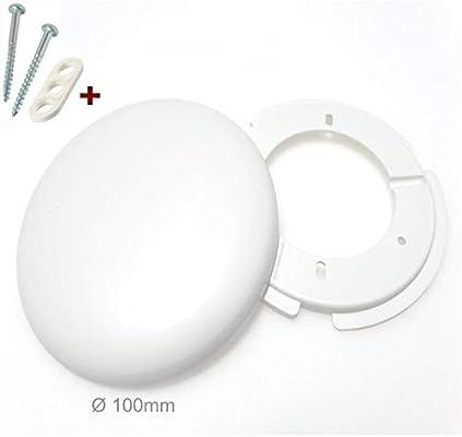 Bo/îte de jonction Bo/îte de d/érivation blanche extra-plate