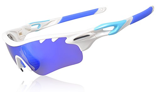 Cycling Glasses, Polarized Sports Sunglasses, KuKoTi for sale  Delivered anywhere in Canada