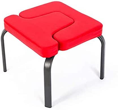 Mianbao015 Hazjje-zatr061 Yoga Auxiliary Inverted Stool Multifunctional Inverted Chair Yoga Fitness Chair Promotes Blood Circulation and Improves Sleep