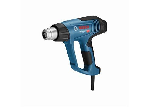 Bosch Professional 06012 A6200 Professional Decapadora ghg 20 – 63 (2000 W, Rango de temperatura 50 – 630 °, pantalla, en caja de cartón), color azul
