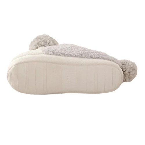 7dad4155332f bestfur Women s Cute Soft Sole Warm Plush House Slippers Shoes - Import It  All