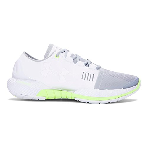 AW16 Women's De White AMP Chaussure Under Armour à Pied Speedform Course wSzqyyfF6