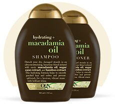 ODX Organix Hydrating Macadamia Oil Shampoo and Conditioner Set, 13 Fluid Ounce (Drench Hydrating Shampoo)