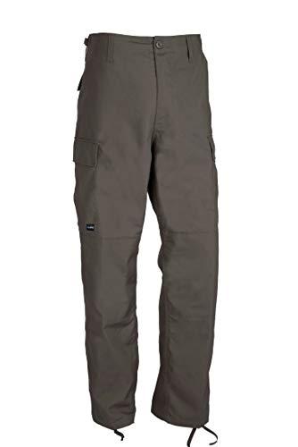 (LA Police Gear Men Rip-Stop Mil-Spec BDU Button Fly Tactical Pant - Sierra - 2Xlarge/Long)