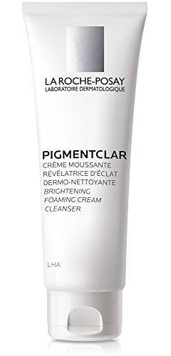 La Roche-Posay Pigmentclar Brightening Foaming Cream Cleanser, 4.2 Fl. Oz.
