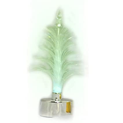 a6d4dbde7e346 Mr. Light 55386-S Color Changing LED Fiber Optic Christmas Tree with USB  Adapter
