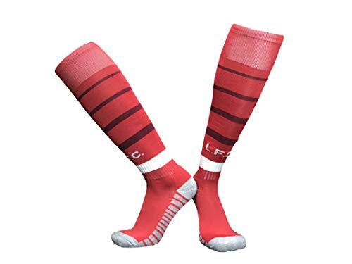210db84de LES TRICOT 2018 2019 Liverpool Home  11 Salah Football Futbol Soccer Kids  Jersey Shorts Socks Set Youth Sizes