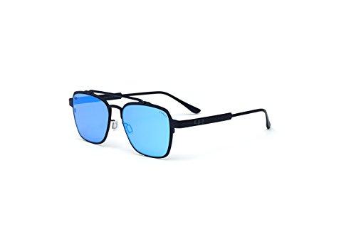 taille 002 unique soleil KYPERS Homme Bleu Lunettes de vfBnXqYg