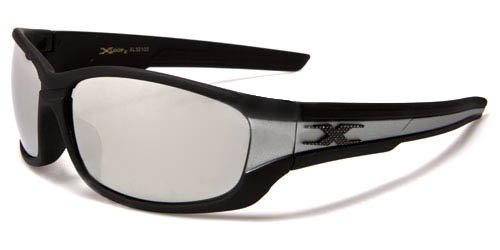 X Loop Mens / Womens / Unisex Athletic Sport Designer Fashion Sunglasses with UV400 Lens - Available in Black / Silver / White / Orange / Red / Blue - - Oakleys Sunglasses Fake
