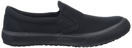 Shoes For Crews Damen Ollie-Canvas Arbeits-und Schuhe Schwarz (Black)