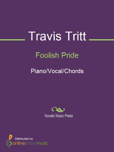 Foolish Pride Kindle Edition By Travis Tritt Arts Photography