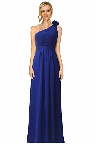 damas longitud acanalaba hombro EDJ1749 estilo noche de palabra SEXYHER de de formal honor 18C un vestido RoyalBlue 5zEIqnnw