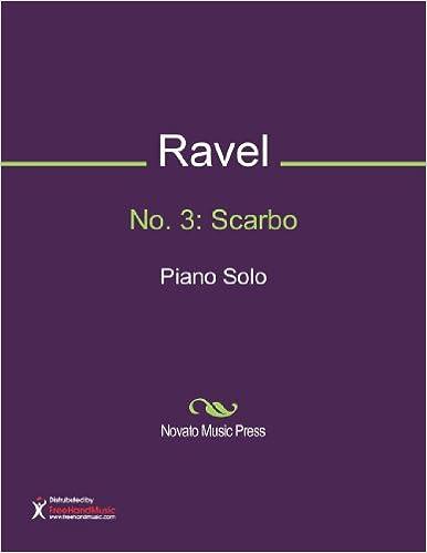 No. 3: Scarbo Sheet Music (Piano Solo)