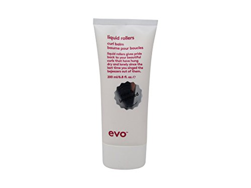 Curl Rollers (Evo Liquid Rollers Curl Balm, 6.8 Ounce)