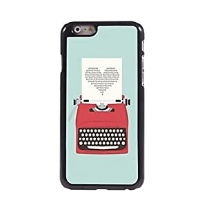DD Printing Love Design Aluminum Hard Case for iPhone 6 Plus