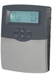 Wasserführende Kaminöfen Temperaturregler Differenzregler Tds 503 Holzkessel Erneuerbare Energie Sonstige