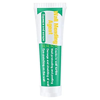 Tenrry Wall Mending Agent Repair Cream Crack Nail Repairing Quick Drying for Home Kitchen