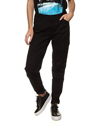 G-STAR Women's Rovic Cargo Trousers Black in Size 26W for sale  Delivered anywhere in USA