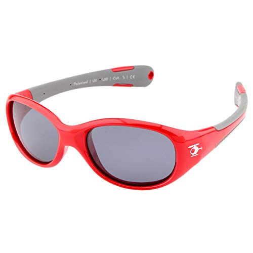 24 Activesol 0 Baby Suave Protection Boy 18 Regalo l Helicopter Polarizado gramos Meses a Sunglasses 400 de Uv Navidad Caucho Incredibles 100 fSrfOP