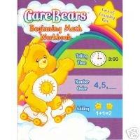 Read Online Care Bears Beginning Math Workbook PDF