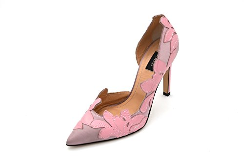 HEELS SHOES CODE PUMPS PINK ROSA DECOLTE 40 PINKO SATIN Y2CM 1U202C BARIO HIGH LEATHER WOMAN gxXaw8EqT
