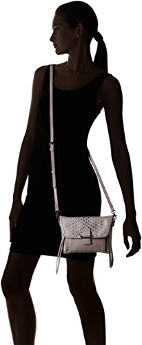 Crossbody Studs French Reed Kooba Gunmetal Mini Convertible Handbags Grey Studded With XnvwqTYv