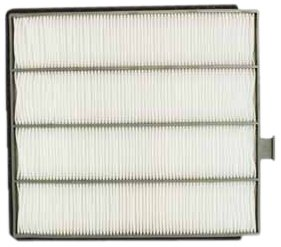 Car Air Conditioner Filter (TYC 800079P Honda Replacement Cabin Air Filter)