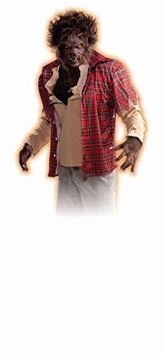 Werewolf Shirt Costume Adult Size Standard